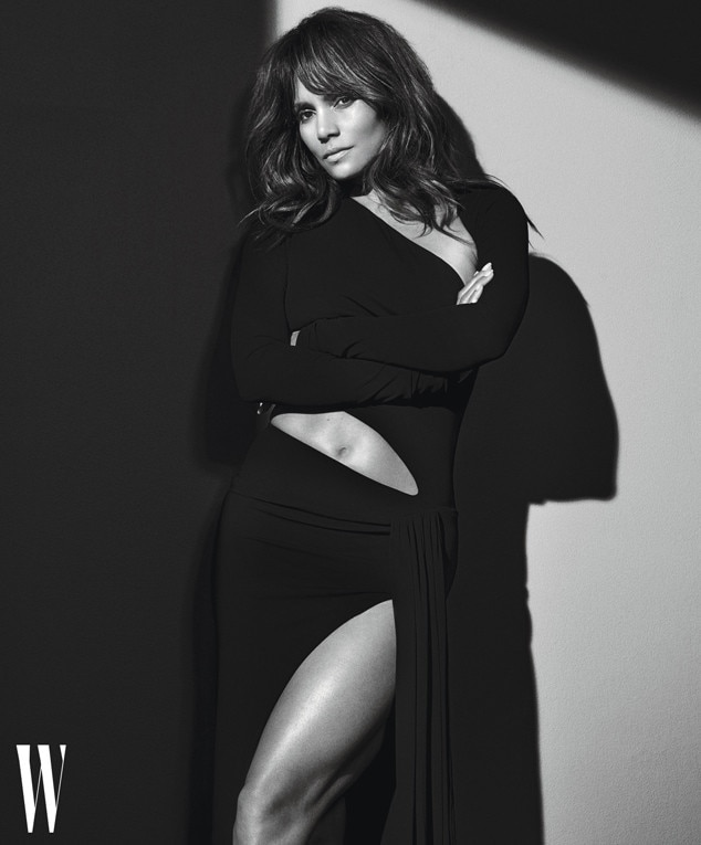 W Magazine, Halle Berry
