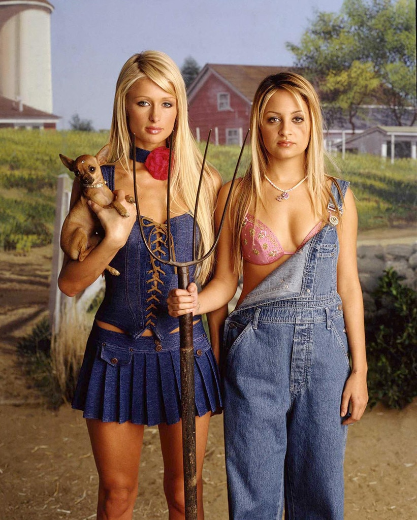 Nicole Richie, Paris Hilton, The Simple Life