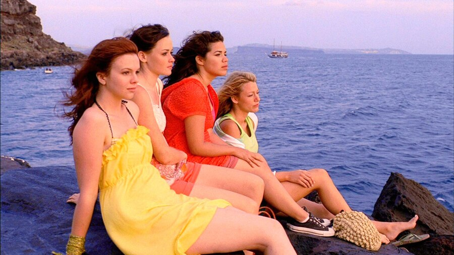 Sisterhood of the Traveling Pants 2, America Ferrera