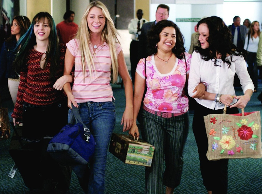 Sisterhood of the Traveling Pants, America Ferrera