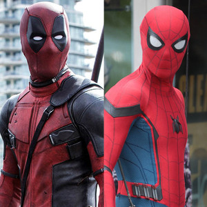 Tom Holland, Spider Man, Deadpool