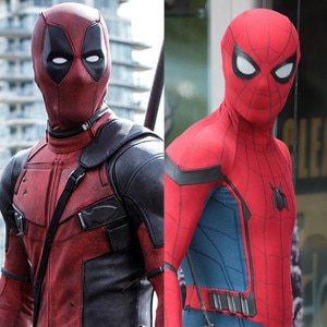 Tom Holland, Spider Man, Deadpool