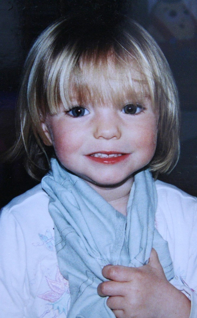 Madeleine McCann, Most Followed Crime Stories
