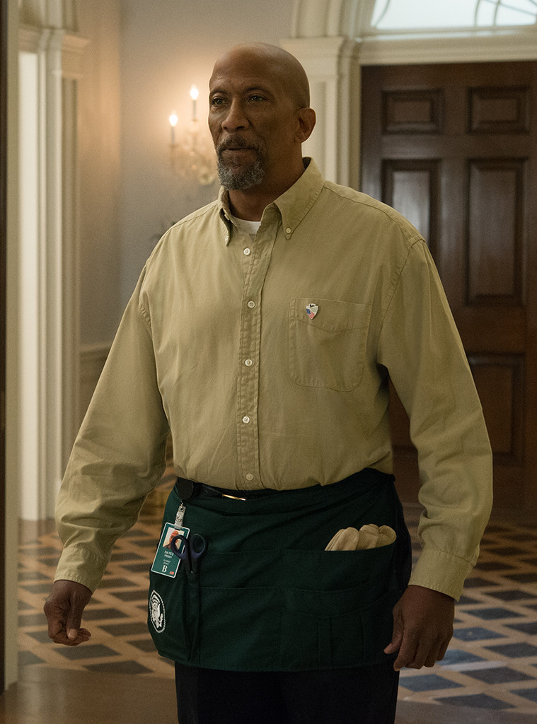 Reg E. Cathey, House of Cards