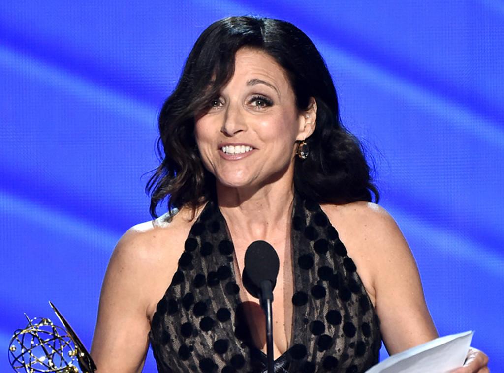 Julia Louis-Dreyfus, 2016 Emmy Awards, Winners