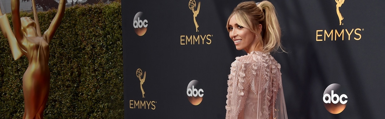 Giuliana Rancic, 2016 Emmy Awards 1230