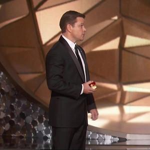 Matt Damon, Jimmy Kimmel, Emmys 2016