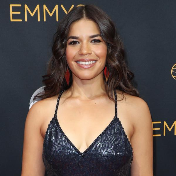 America Ferrera, 2016 Emmy Awards, Arrivals