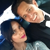 Padma Lakshmi, Emmys Instagrams