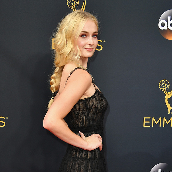 Sophie Turner, 2016 Emmy Awards