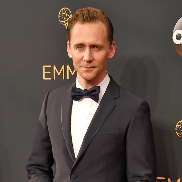 Tom Hiddleston, 2016 Emmy Awards