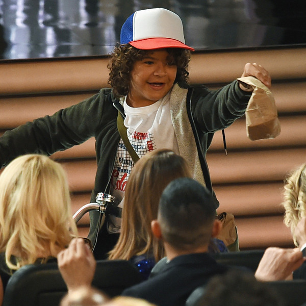 Gaten Matarazzo, Sandwiches, Emmy Awards