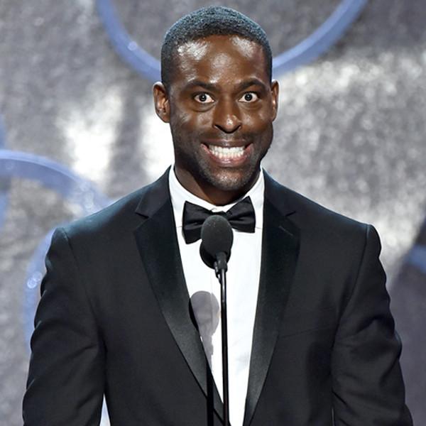 Sterling K. Brown, 2016 Emmy Awards, Winners