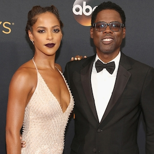 Chris Rock, Megalyn Echikunwoke, 2016 Emmy Awards, Couples