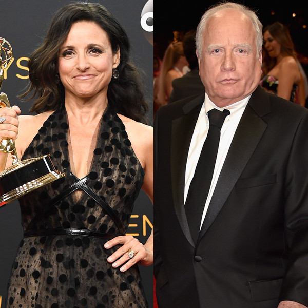 Richard Dreyfuss, Julia Louis-Dreyfus