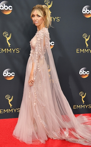 Giuliana Rancic, 2016 Emmy Awards