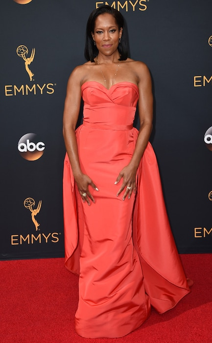 Regina King, 2016 Emmy Awards, Arrivals