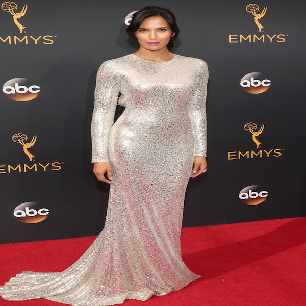 Padma Lakshmi from Worst Dressed at the 2016 Emmys