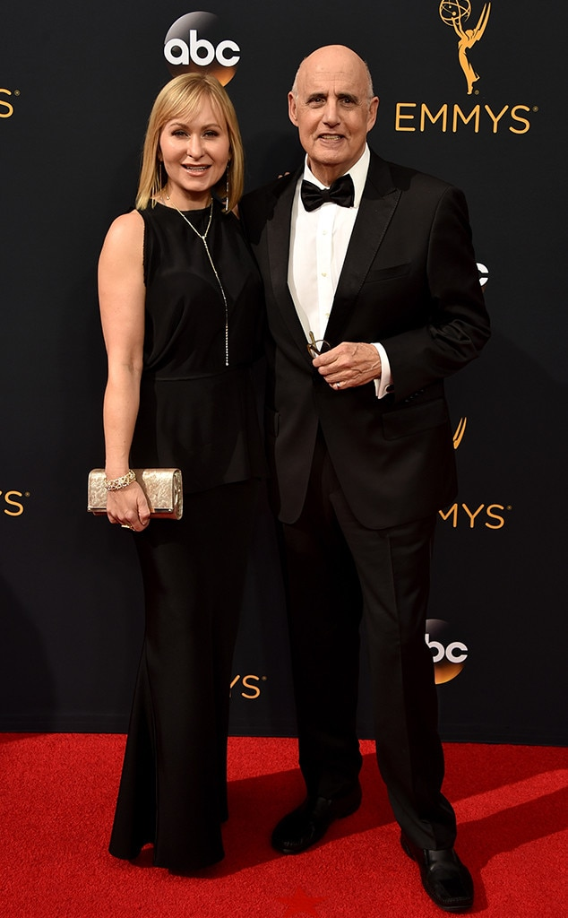 Jeffrey Tambor, Kasia Ostlun, 2016 Emmy Awards, Couples