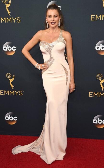 Sofia Vergara, 2016 Emmy Awards, Arrivals