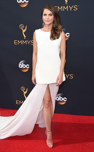 Keri Russell, 2016 Emmy Awards, Arrivals