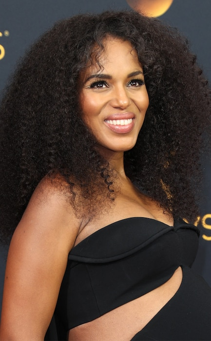 ESC: Emmy Awards 2016, Best Hair, Kerry Washington
