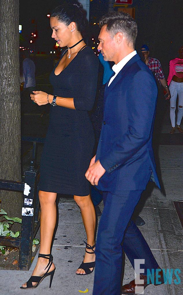 Ryan Seacrest, Adriana Lima, EMABRGO until 3am PST 09.19.16