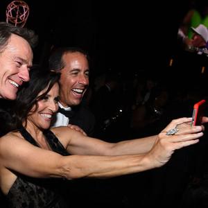 Emmy Selfies
