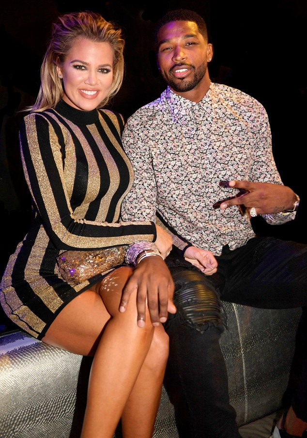 "Khloe Kardashian Teases ""Sexy"" Valentine's Day Surprise For Tristan Thompson"