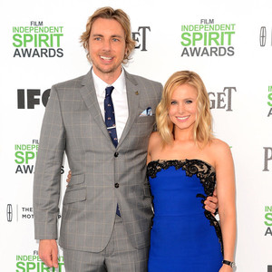 Kristen Bell, Dax Shepard, Film Independent Spirit Awards