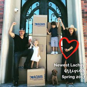 Nick Lachey, Vanessa Lachey, Camden Lachey, Brooklyn Lachey