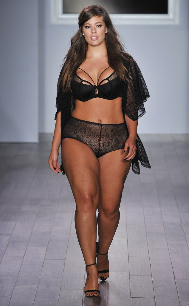 ESC: Model Lingerie, Ashley Graham