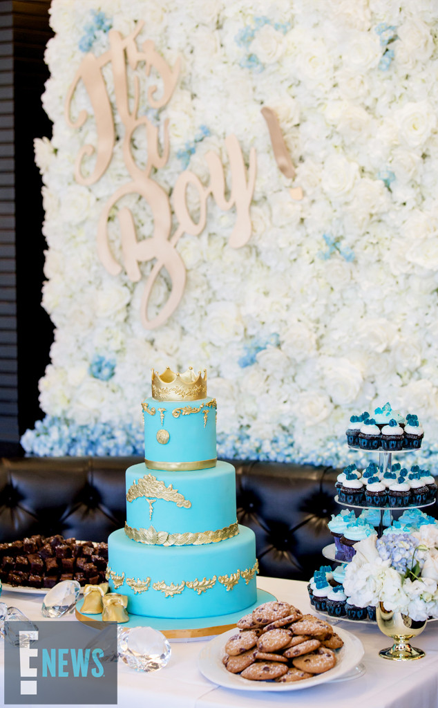 Angela Simmons, Baby Shower