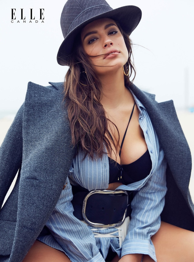 Elle Canada, Ashley Graham