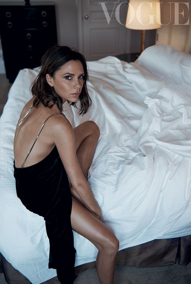 Victoria Beckham, Vogue UK, October Issue