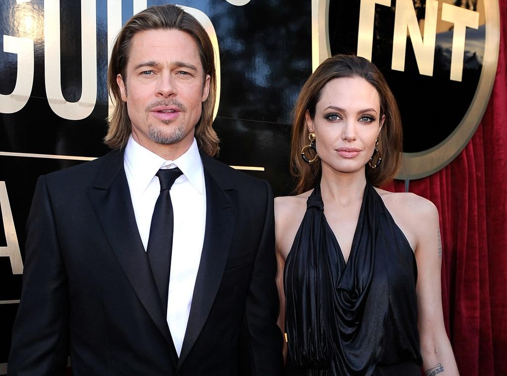 A Timeline of Brad Pitt and Angelina Jolie's Last Few ... Brad Pitt And Angelina Jolie