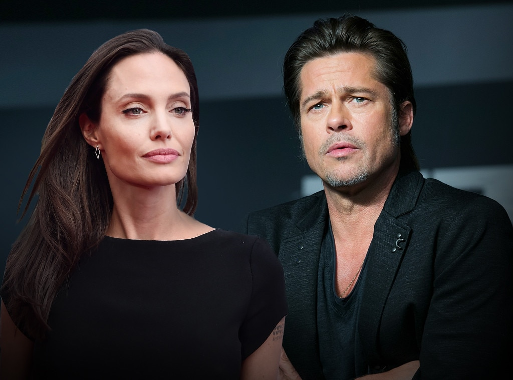 Angelina Jolie agrees to seal custody documents with Brad Pitt