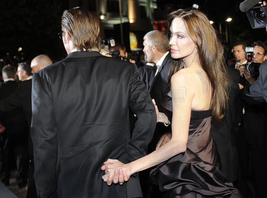 Angelina Jolie, Brad Pitt, Cannes