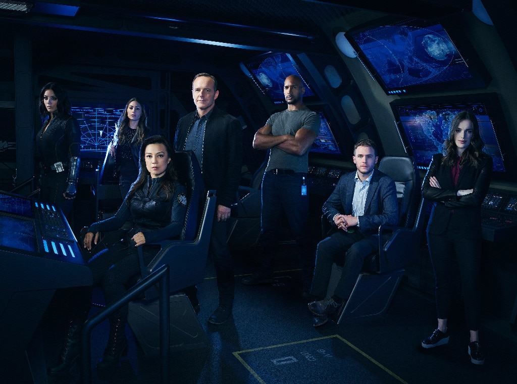 Agents of S.H.I.E.L.D., Season 4