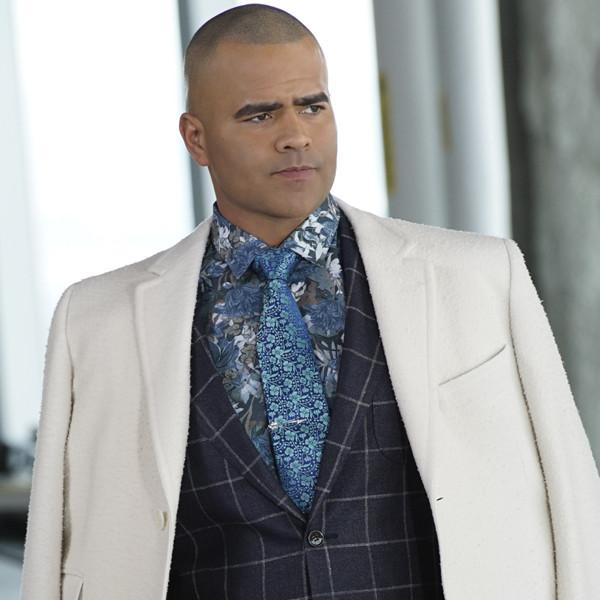 Michael Weatherly's <i>Bull</i> Has a Secret Weapon: <i>Hamilton</i>'s Christopher Jackson