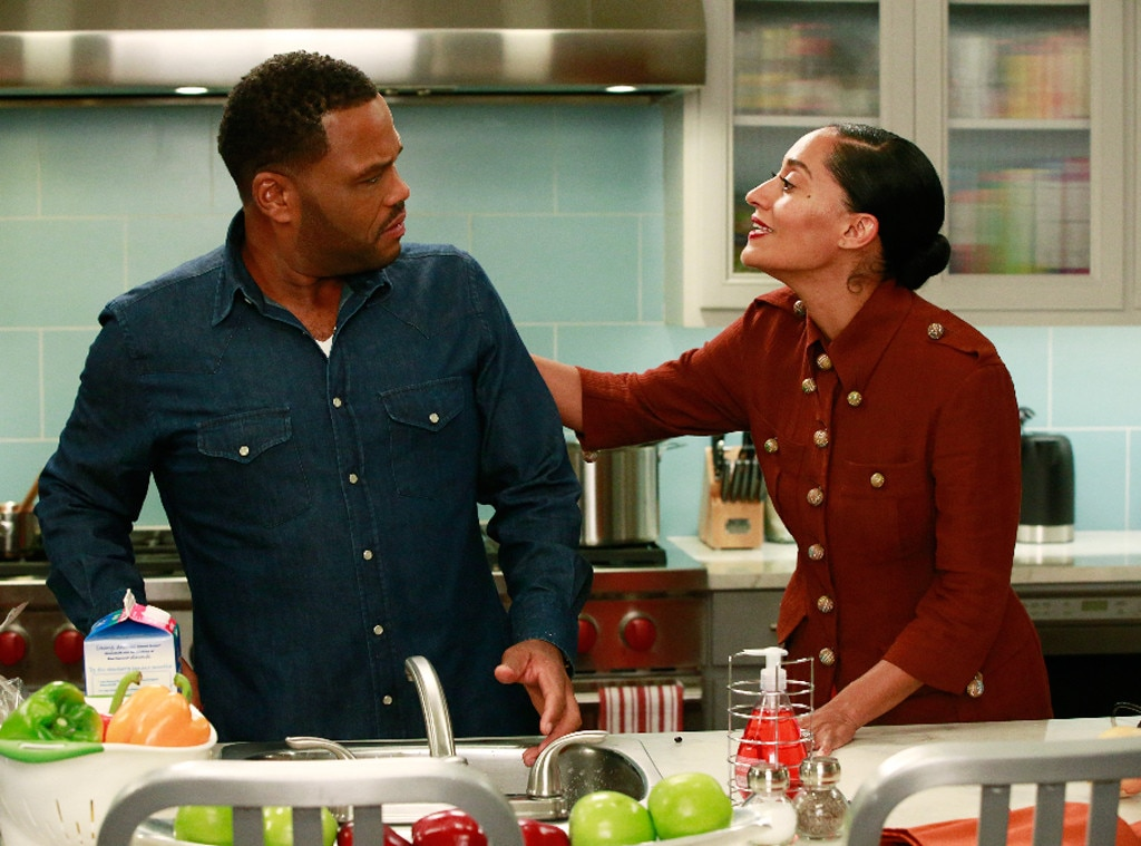 Black-ish, Season 3, Anthony Anderson, Tracee Ellis Ross