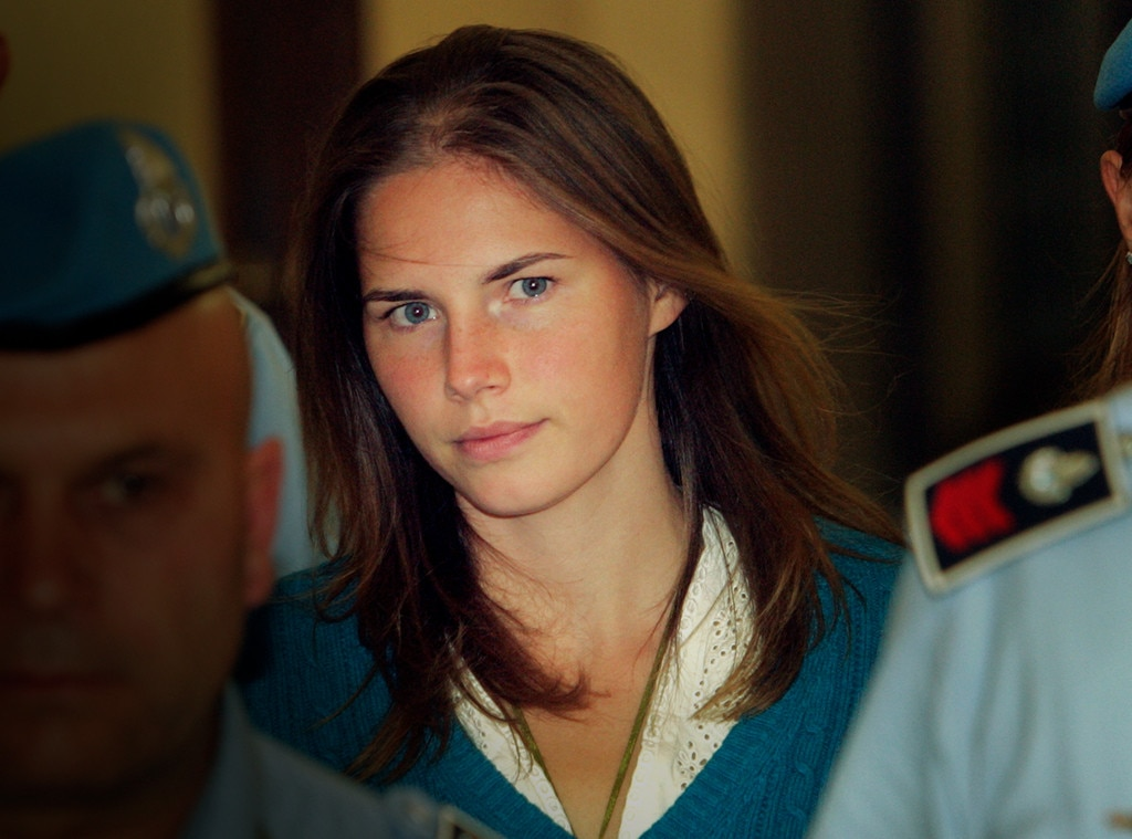 amanda knox Amanda knox found herself in the tabloids yet again this past weekend, when  she arrived at the toronto airport for tiff, accompanied by her.