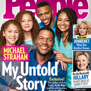 Michael Strahan, People
