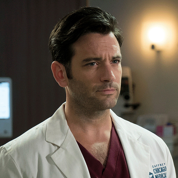 Chicago Med, Colin Donnell