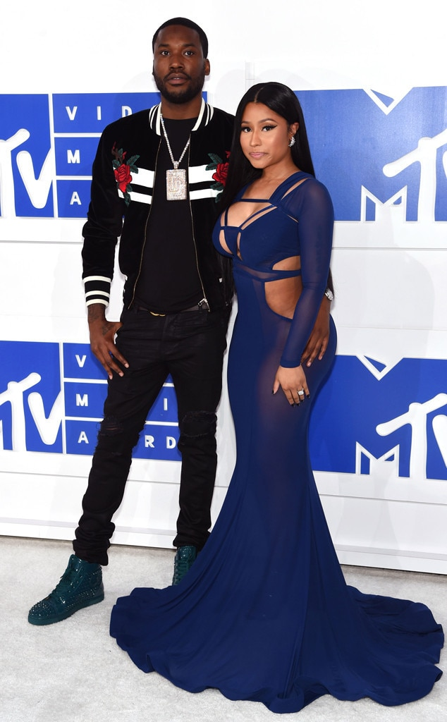 Meek Mill, Nicki Minaj, Engaged