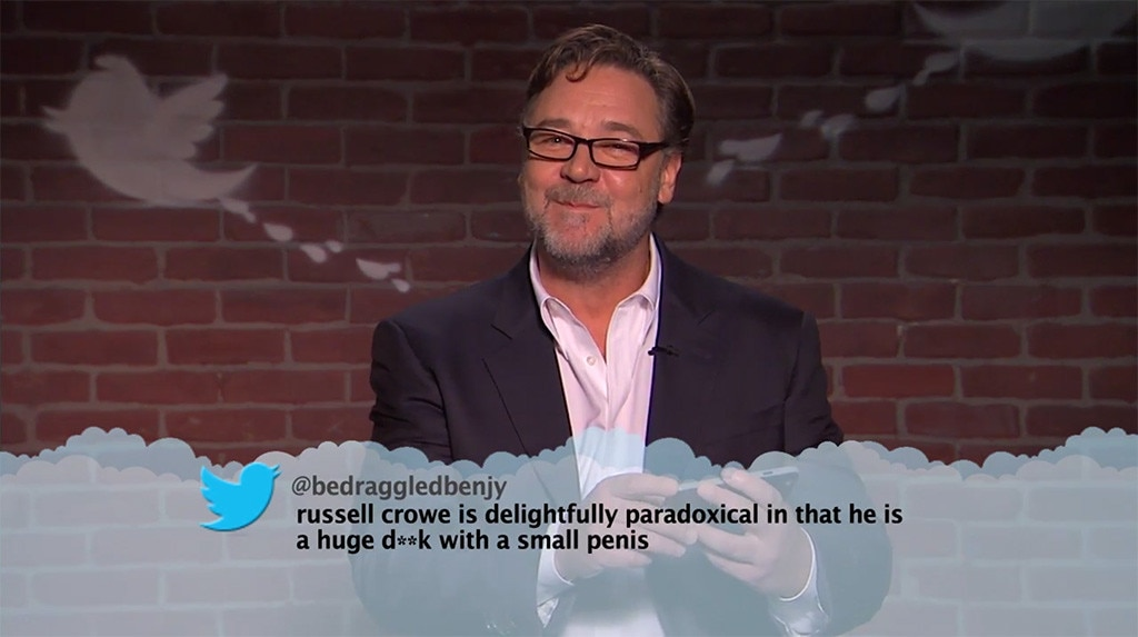 25 Unforgettable Mean Tweets From Jimmy Kimmel Live!
