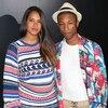 Pharrell Williams, Helen Lasichanh