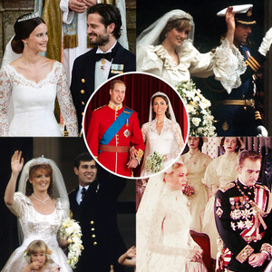 Royal Weddings Galore (Beyond William and Kate's)