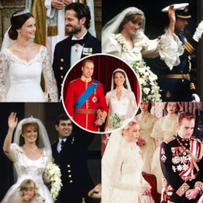 14 royal wedding dresses that could inspire pippa middletons top 14 royal wedding dresses that could inspire pippa middletons top secret look e news junglespirit Gallery