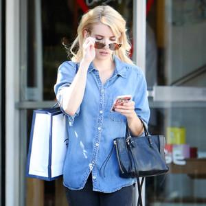 ESC: Emma Roberts, Saturday Savings